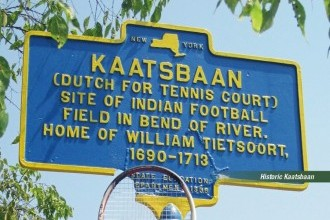 Kaatsbaan (dutch for tennis court)