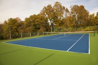 All Weather (hard) Courts